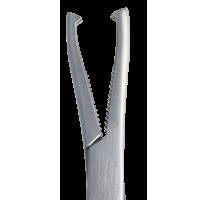 Pince Dingmann 19 cm, courbé
