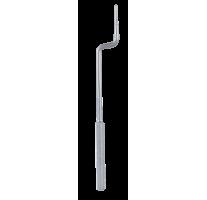 Ostéotome Convexe baïonnette