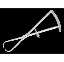 Compas castroviejo 9 cm 0-20mm