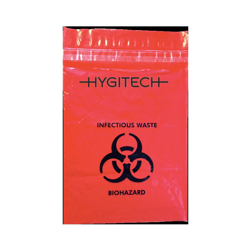 Sac à déchets infectieux
